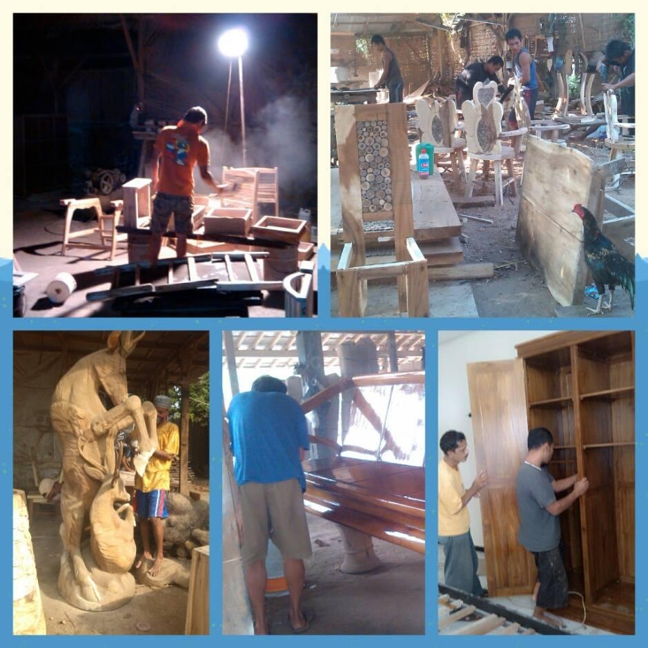 Proses produksi wibowo gallery