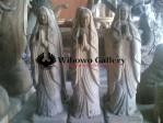 Patung Bunda Maria Jati Jepara