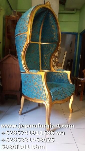 Kursi Krodong Umbrella Gold