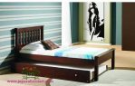 Tempat Tidur Sliding Double Bed