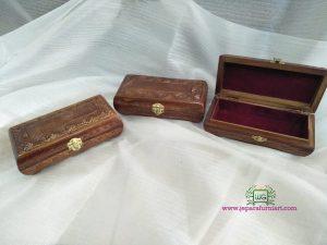 Kotak Perhiasan Kayu Jati