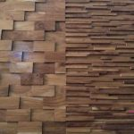 Dekorasi Dinding Kayu 3D/Wall Decor