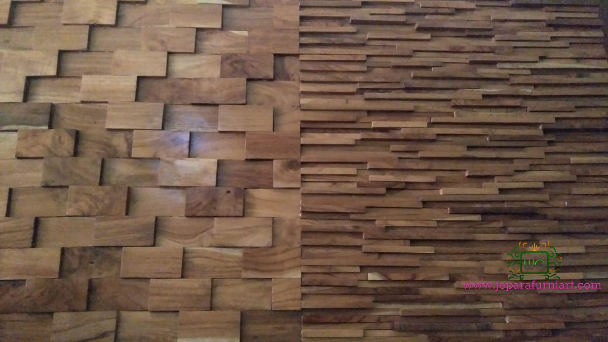 Wall Decor Kayu