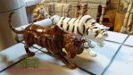 Patung Harimau Ukiran Jepara